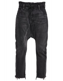 One Teaspoon Le Cults Relaxed Fit Jeans Black Van afbeelding