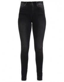 Only Onlcoral Slim Fit Jeans Black afbeelding