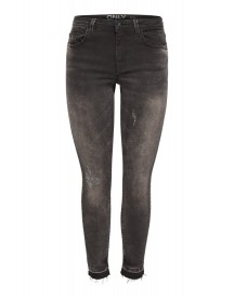 Only Onlgia Slim Fit Jeans Black afbeelding