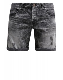 Only & Sons Onsloom Jeans Shorts Dark Grey Denim afbeelding