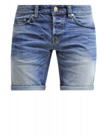 Only & Sons Onsloom Jeans Shorts Medium Blue Denim afbeelding