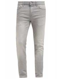 Only & Sons Onsloom Slim Fit Jeans Light Grey Denim afbeelding
