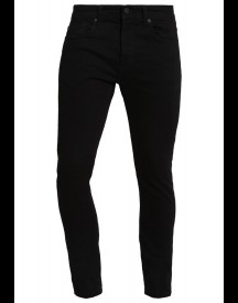 Only & Sons Onswarp Camp Slim Fit Jeans Black Denim afbeelding