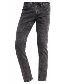 Only & Sons Onsweft Straight Leg Jeans Black Denim afbeelding