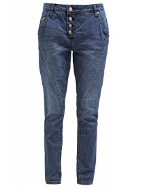Opus Levy Boyfriend Jeans Blue Washed afbeelding