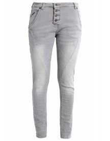 Opus Levy Relaxed Fit Jeans Grey Washed afbeelding