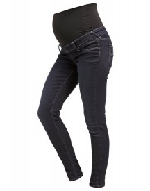 Queen Mum Slim Fit Jeans Dark Blue afbeelding