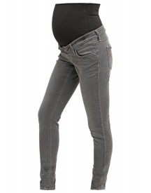 Queen Mum Slim Fit Jeans Grey afbeelding