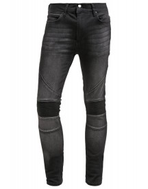 Religion Crypt Slim Fit Jeans Washed Black afbeelding