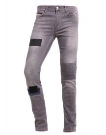 Religion Cure Slim Fit Jeans Washed Grey afbeelding