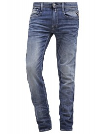 Replay Anbass Slim Fit Jeans Blue Denim afbeelding