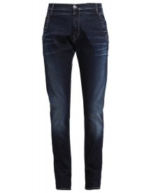 Replay Denice Relaxed Fit Jeans Dark Blue afbeelding