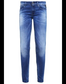 Replay Hyperflex Joi Slim Fit Jeans Mid Blue afbeelding