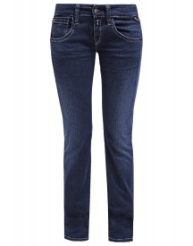 Replay New Swenfani Straight Leg Jeans Clean Dark Blue afbeelding