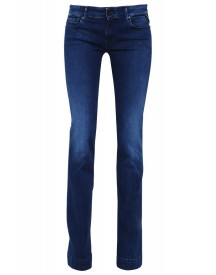 Replay Teena Flared Jeans Blue Wash afbeelding