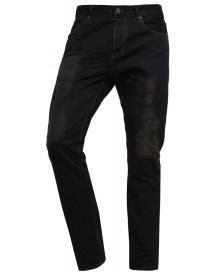 Scotch & Soda Straight Leg Jeans Black afbeelding