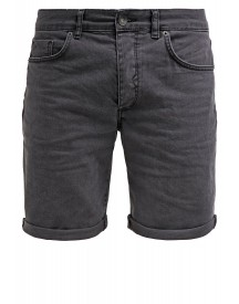 Selected Homme Shnalex Jeans Shorts Grey afbeelding