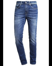 Selected Homme Shnonefabios Slim Fit Jeans Medium Blue Denim afbeelding