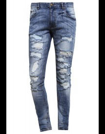 Shine Original Slim Fit Jeans Light Blue afbeelding