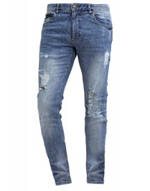 Shine Original Slim Fit Jeans Vain Blue afbeelding