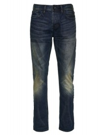 Superdry Copperfill Straight Leg Jeans Renegade Vintage afbeelding