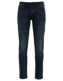 Superdry Straight Leg Jeans Blue Ink afbeelding