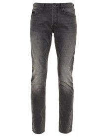 Superdry Straight Leg Jeans Onyx Grey afbeelding