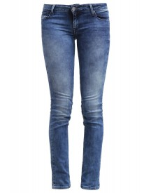 Teddy Smith Slim Fit Jeans Blue Denim afbeelding