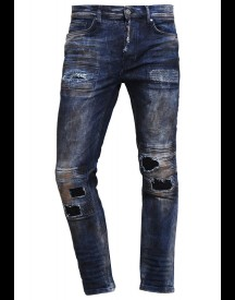 Tigha Clyde Straight Leg Jeans Ophantic Blue afbeelding