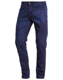 Tom Tailor Denim Jeans Tapered Fit Deep Purple Blue afbeelding