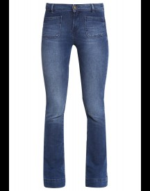Tom Tailor Denim Lore Flared Jeans Mid Stone Wash Denim afbeelding