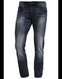 Tom Tailor Denim Piers Slim Fit Jeans Blue Denim Dark Wash afbeelding