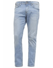 Tom Tailor Denim Piers Slim Fit Jeans Heavy Bleached Blue Denim afbeelding