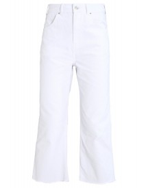 Topshop Flared Jeans White afbeelding