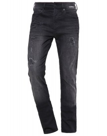 True Religion Rocco Slim Fit Jeans Black afbeelding