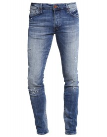 True Religion Tony Slim Fit Jeans Blue Denim afbeelding