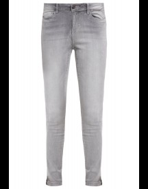 Vero Moda Vmseven Slim Fit Jeans Light Grey Denim afbeelding