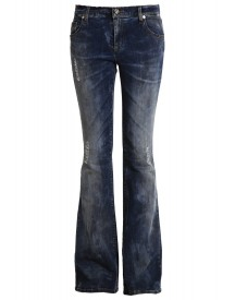 Versace Jeans Flared Jeans Washed Denim afbeelding