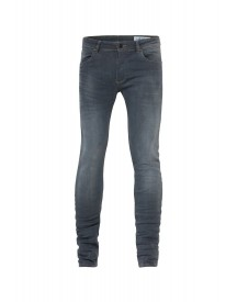 We Fashion Jeans Tapered Fit Grey afbeelding