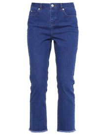 Whistles Straight Leg Jeans Denim afbeelding