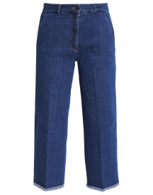 Won Hundred Melanie Straight Leg Jeans Blue Raw afbeelding