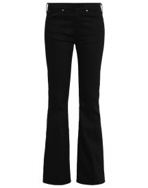 Wrangler Flared Jeans Perfect Black afbeelding