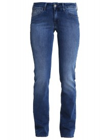 Wrangler Sara Straight Leg Jeans Greatest Blues afbeelding