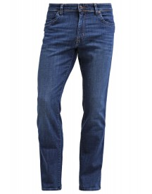 Wrangler Texas Straight Leg Jeans Night Break afbeelding
