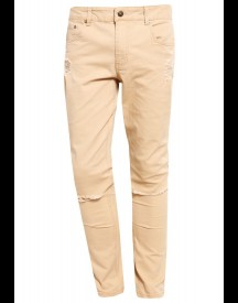 Your Turn Slim Fit Jeans Beige afbeelding