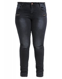 Zizzi Sanna Slim Fit Jeans Blue Denim afbeelding