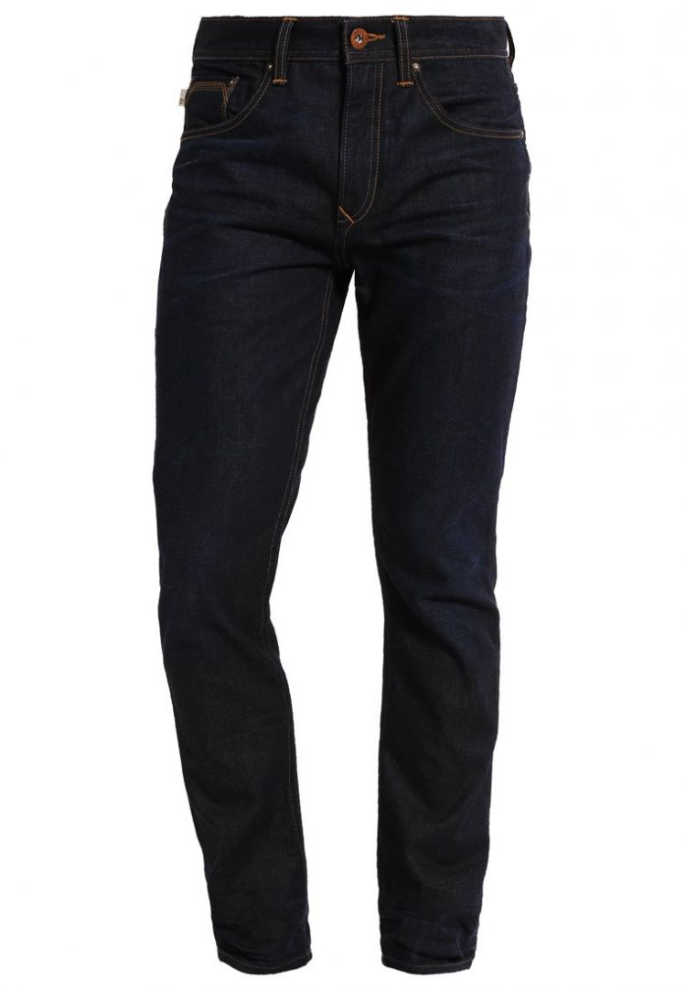 Image Timberland Squamm Straight Leg Jeans Worn In Rinse