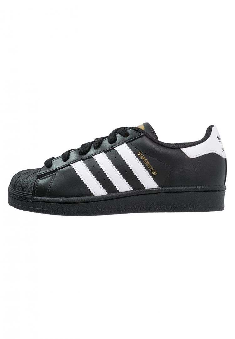 Adidas Originals Superstar Foundation Sneakers Laag Core Blackwhite