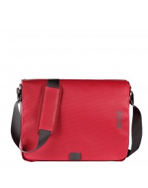 Bree Punch 49 Messenger Bag Red afbeelding