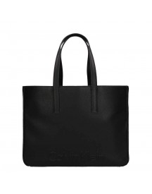 Calvin Klein Edge Large Shopper Black afbeelding